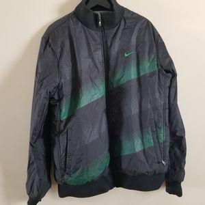 Nike Wear reversible bomber jacket